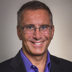 Gruber: 'I was not the architect'
